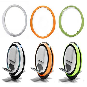 Ninebot One White/Green/Orange Colorful Protection Shell Set For C+ E+