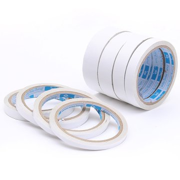 1 Roll 10M Super Strong Double Sided Adhesive Tape Office Stationery