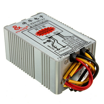 24V to 12V 30A Car Power Supply Inverter Converter Conversion Device
