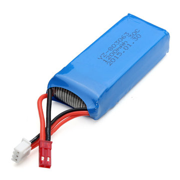 JJRC X1 YiZhan Tarantula X6 RC Quadcopter Spare Parts 7.4V 1200mah Battery