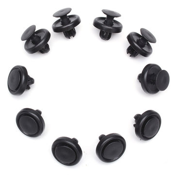 Buy 10xPlastic Clips Fastener For Toyota Lexus Wheel Arch Engine Shields for $1.59 in Banggood store