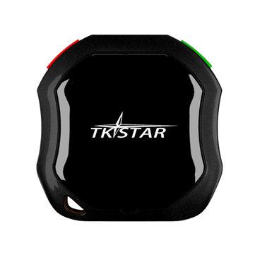 Tkstar imperméable voiture Mini GPS de système de suivi Tracker pour les aînés d'enfants