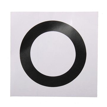 Car Decoration Steel Ring Wheel Sticker For Volkswagen Eight Color