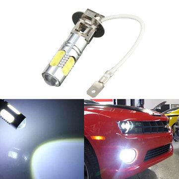 Car H3 White Cree LED Projector