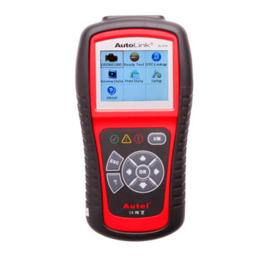 Autel Auto Link AL519 OBD OBDII And CAN Scanner Tool
