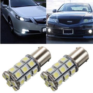 1pcs 1156 BA15S P21W 27SMD LED Car Brake Lights Turn Reverse Lamp Bulb 324LM 3W