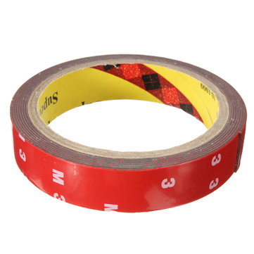 Auto Acrylic Foam Double Sided Attachment Adhesive Tape 20mm