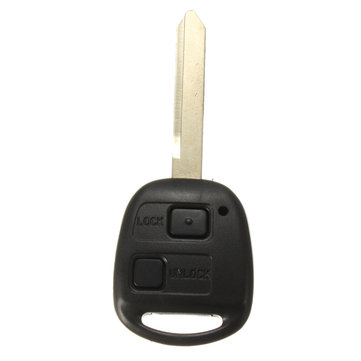 Avensis Remote Key Repair Kit Switches Buttons Toy47 for Toyota