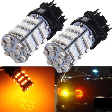 Amber Yellow 3528 SMD LED Turn Signal Blinker Corner Light Bulb