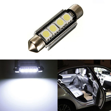 Car Dome 5050 SMD LED Canbus Bulb Light Interior Festoon led 42MM