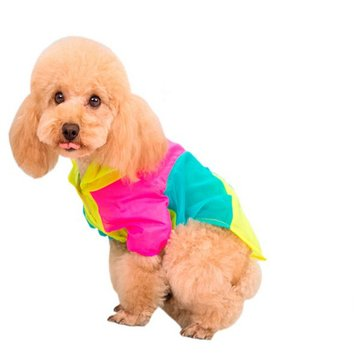 Summer Dog Clothes Pet Dog Sun Protective Clothing Air Conditioning Suit