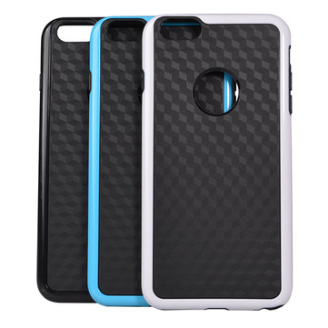 Hybrid Color Big Hornets Design Back Cover Case For iPhone 6 Plus & 6s Plus