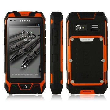 ZGPAX S9 4.5-inch IP67 Waterproof Dustproof Shockproof Smartphone
