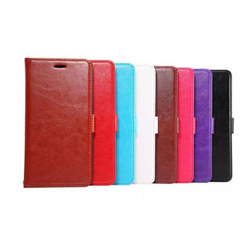 Sheep Pattern Pu Leather Stand Case Cover For Xiaomi Note
