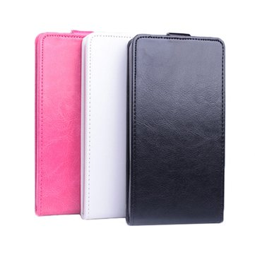 Flip Up And Down PU Leather Protective Case For Microsoft Lumia 540