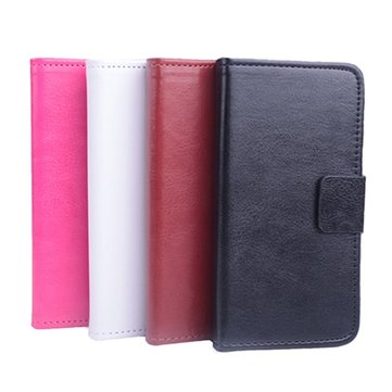Magnetic Flip Stand PU Leather Case Cover For Microsoft Lumia 540