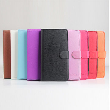 Flip Leather Stand Protective PU Leather Case Cover for Sony Xperia Z4 Mini