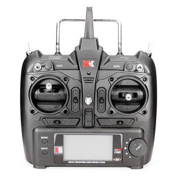 Xk k100 K110 K120 K123 124 rc transmisor helicóptero xk.2.x6.001