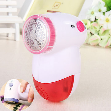 Portable Mini Hair Bulb Trimmer Remover Sweater Wool Implement