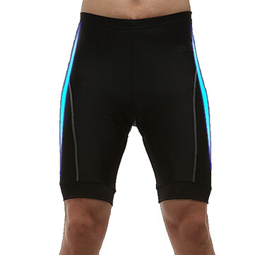 INBIKE Men's Cycling Shorts breathable draping black medium and small size