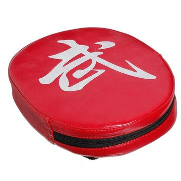 Boxing Sanda Thai Karate Training Target Mitts Glove Kick Punch Pad