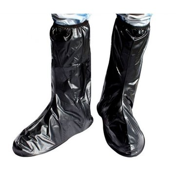 Waterproof Non-slip Rain Boot Cover Cycling Riding Bike Shoes M-XXL