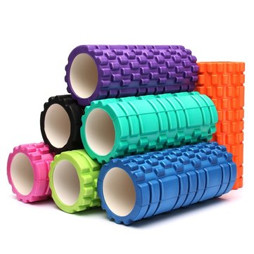 33x14cm EVA Yoga Gym Pilates Foam Roller Massage Trigger Point