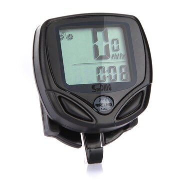 Waterproof Wireless Bike Bicycle Computer LED Odometer Speedometer