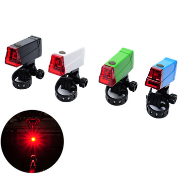 LED Bicycle Taillight Safety Warning Light MTB Taillight Direction Adjustable