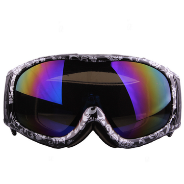Outdoor Sports Goggles Glasses Fashion Antifog Ski Goggles
