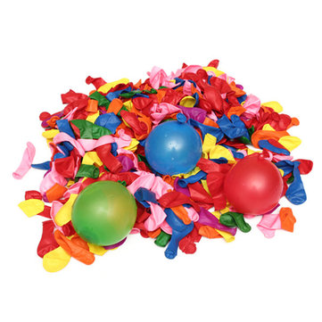 500Pcs Colourful Water Bombs Ballon Party Bags Toys For Kids