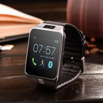 R5 1.54 inch MTK2501 Bluetooth 4.0 Smart Phone Watch for Andriod