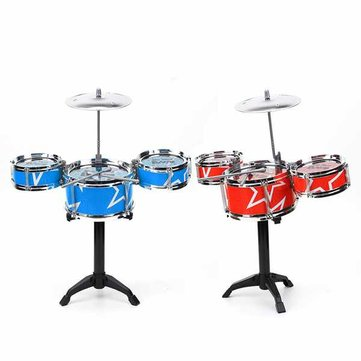 Baby Children Mini Drums Set Musical Instruments Play Music Toy