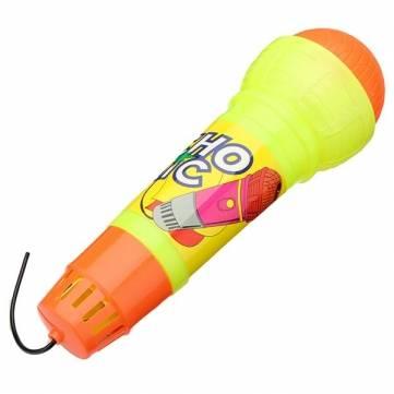 الإبداعية الطفل الأطفال صدى ميكروفون الموسيقية صوت مبدل لعبة
