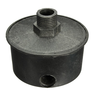 Air Compressor Intake Threaded Filter Mufflers