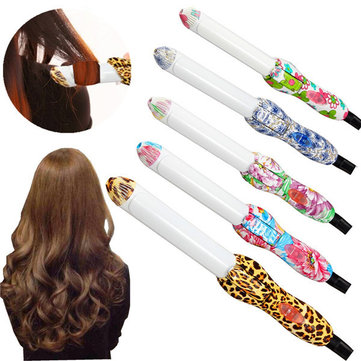 100-240V Electric Hair Curler Ceramics Curling Iron Hair Care