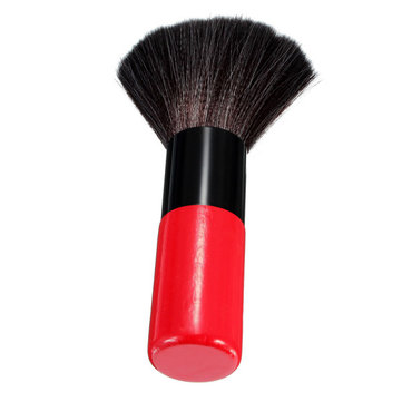 Long Fiber Hair Foundation Brush Facial Makeup Brush Wooden Handle Soft Comestic Beauty Tool