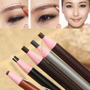 Peeling Makeup Cosmetic Eyebrow Eyeliner Eye Shadow Pencil Pen