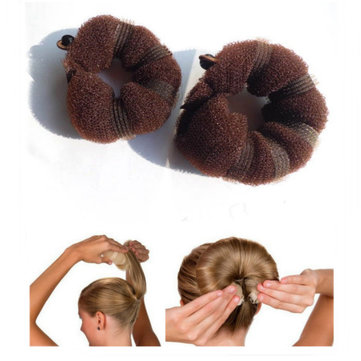 Magic Hair Bun Hair Band Accessory Styling Tool