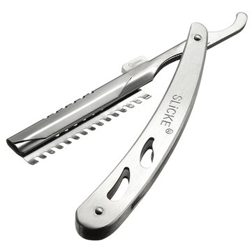 Stainless Steel Hair Shaving Razor Knife Rest Shaver Frame