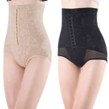 Lady High Waist Slimming Pants Body Shaper Postpartum Abdomen Recovery