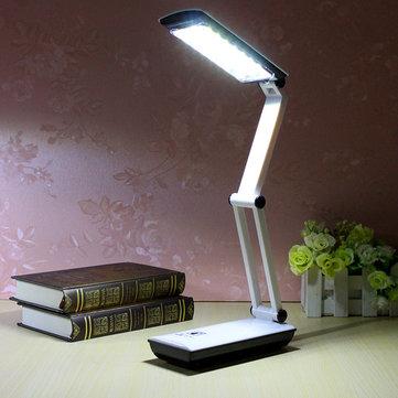 pliable led lampe de lecture lampe de bureau rechargeable contr le de la lumi re tactile vente. Black Bedroom Furniture Sets. Home Design Ideas