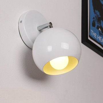 Modern Adjustable Wall lamp Spot Lightt For Bedside Study Living Room