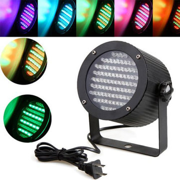 25W LED RGB Splash Par Stage Light DMX DJ Can Stage Party Effect Wash
