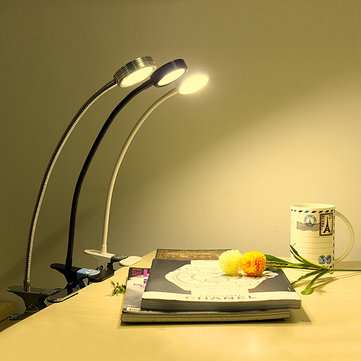 5w led eye protection dimmable table lamp with clip usb reading 5w led eye protection dimmable table lamp with clip usb reading light aloadofball Gallery