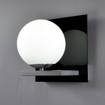 Modern Simple Acrylic Glass Ball Wall Light Aisle Bedside Lighting