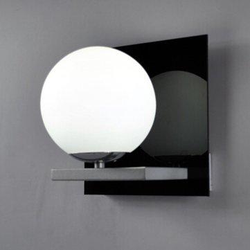 Modern Simple Acrylic Glass Ball Wall Light Aisle Bedside Lighting