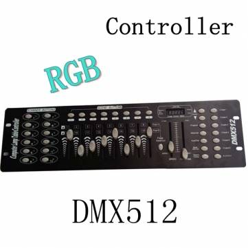 New 192 DMX512 Console Stage Lighting DJ RGB Controller Device