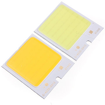 LUSTREON 4W 48led COB LED Chip 480mA White/Warm White For DIY DC 12V