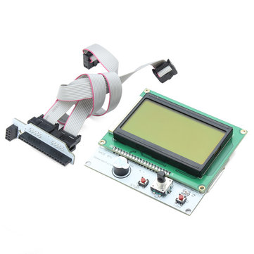 3D Printer RAMPS1.4 LCD12864 Controller Graphic Matrix Display Module